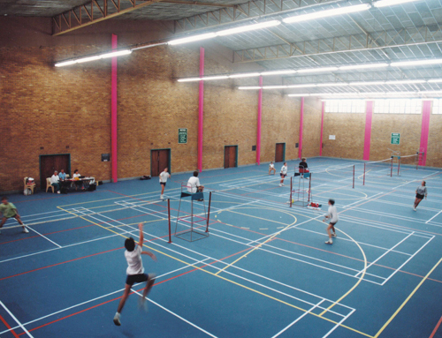 John Barrable Multi Purpose Sports Hall