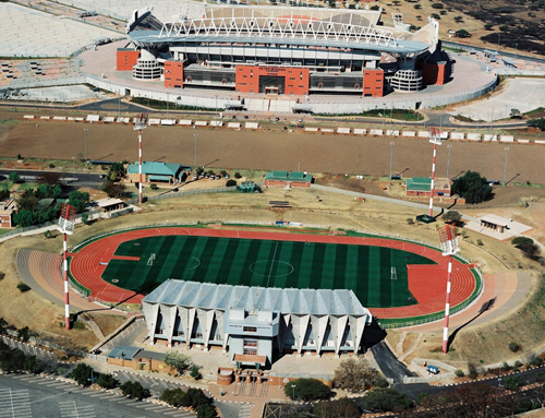 Peter Mokaba Athletics Stadium