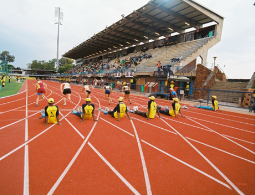 Pretoria University Athletics Stadium (Tuks)